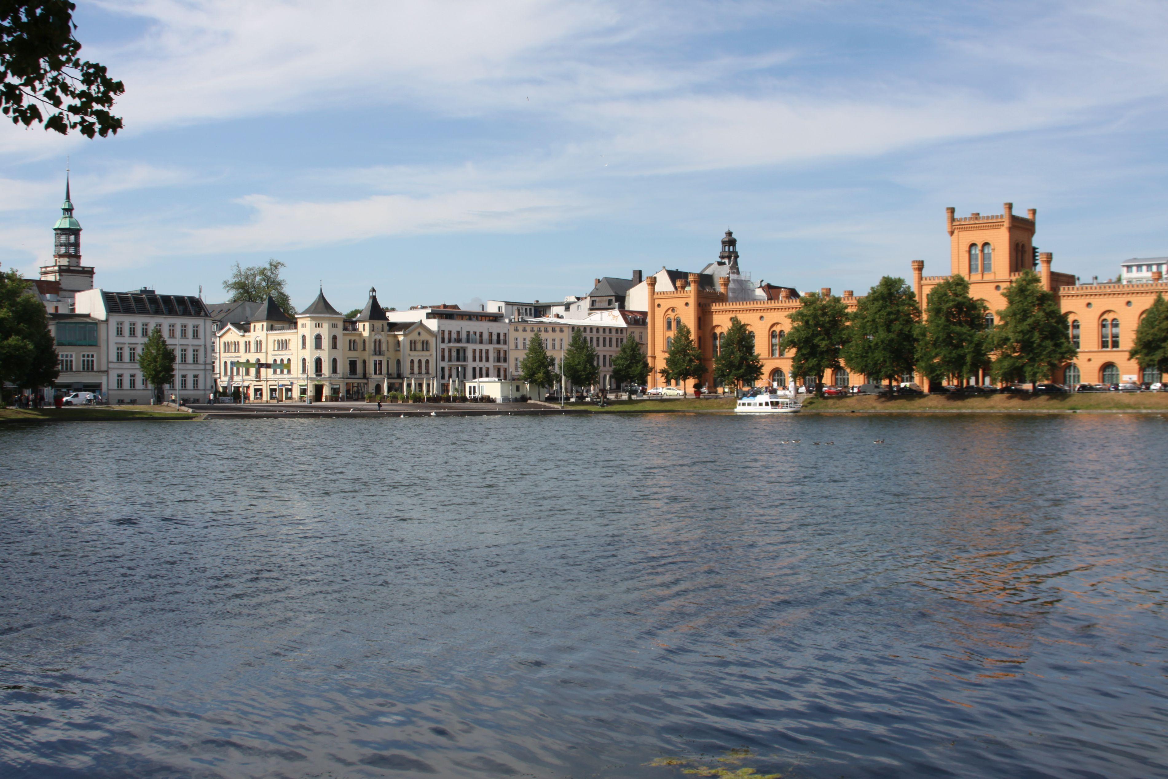 Kaninchenwerder Schwerin